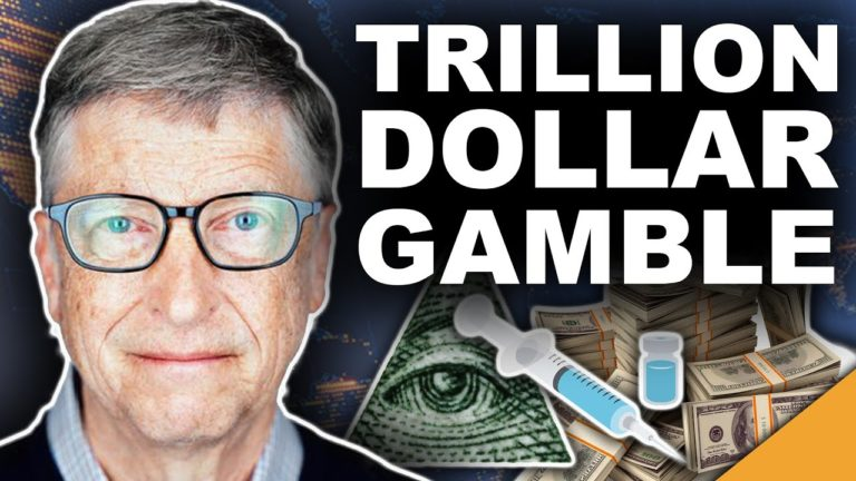 Trillion Dollar Gamble: Most Powerful Man in the World (2020 Pandemic Conspiracy)