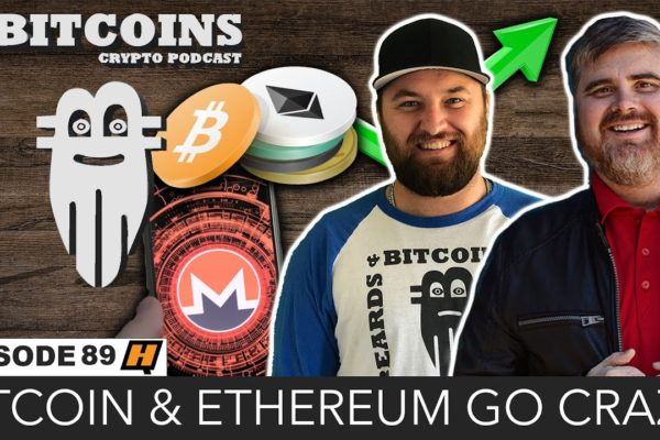 Bitcoin & Ethereum Go Crazy (How to Invest in Bitcoin)