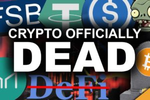 Crypto Officially Dead (How Stablecoin Ban Kills Bitcoin)