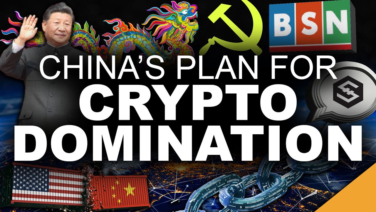 Secretive Chinese Crypto Plan to Become Most Powerful Economy