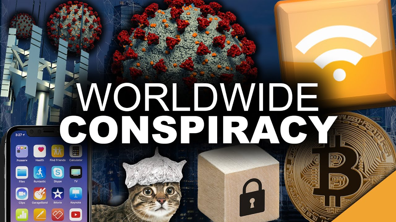 World Conspiracy That Could Spur on Bitcoin Adoption for Good (5G Fears)