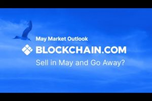 Blockchain.com's Crypto Market Outlook - May 2020