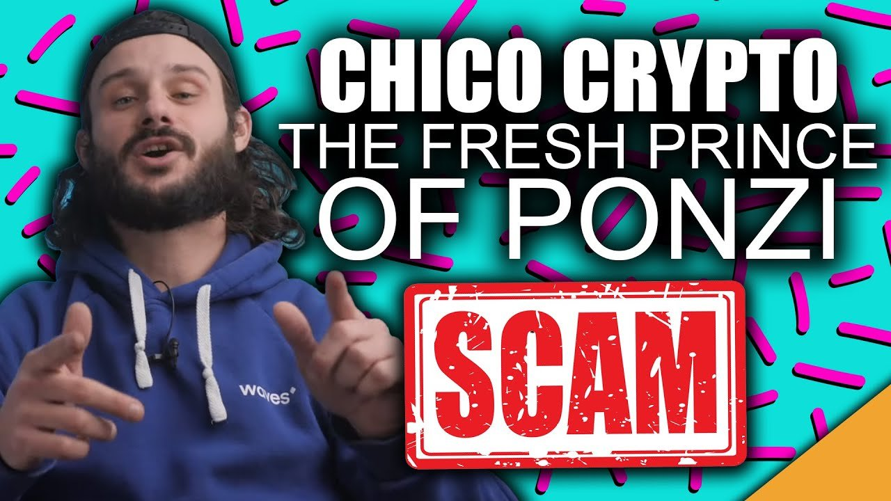 Chico Crypto SECRET Ponzi Scheme Manipulation (3 Scams)