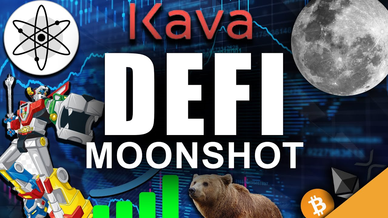 Top DEFI MOONSHOT (Why Kava Decentralized Crypto is Changing the Game)