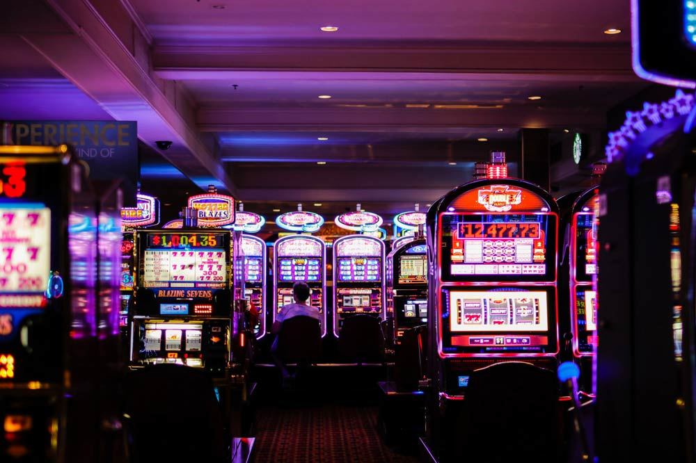 Are Casino Slot Machines Bonus Picks Predetermined