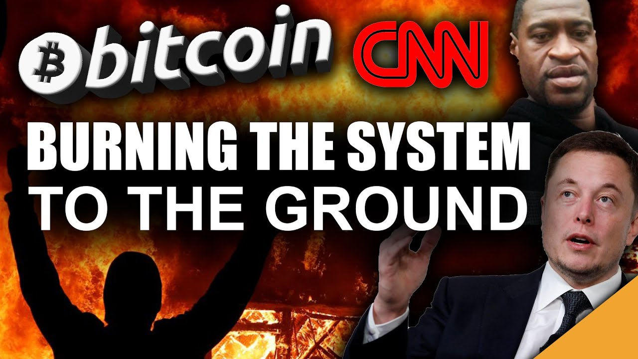 What George Floyd Riots & Crypto Have in Common