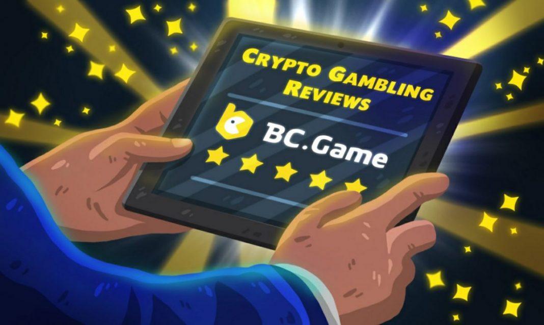 Read Online Crypto Gambling Reviews Before 2021 Begins