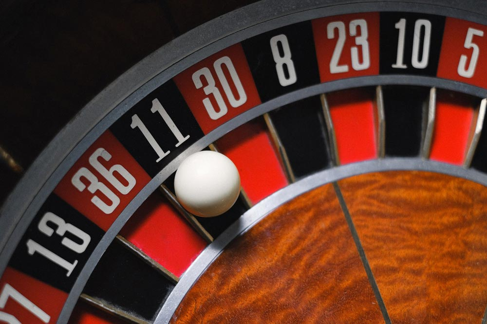 Betting In Roulette