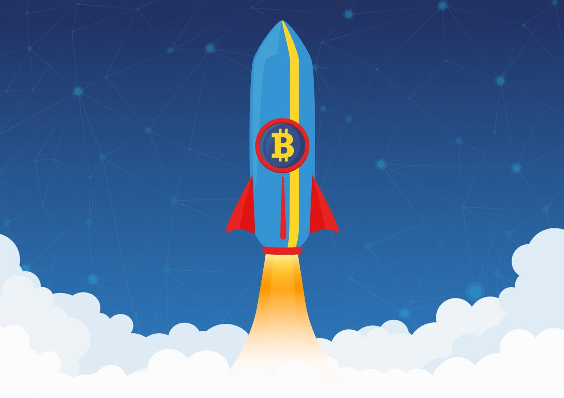 Bitcoin To The Moon