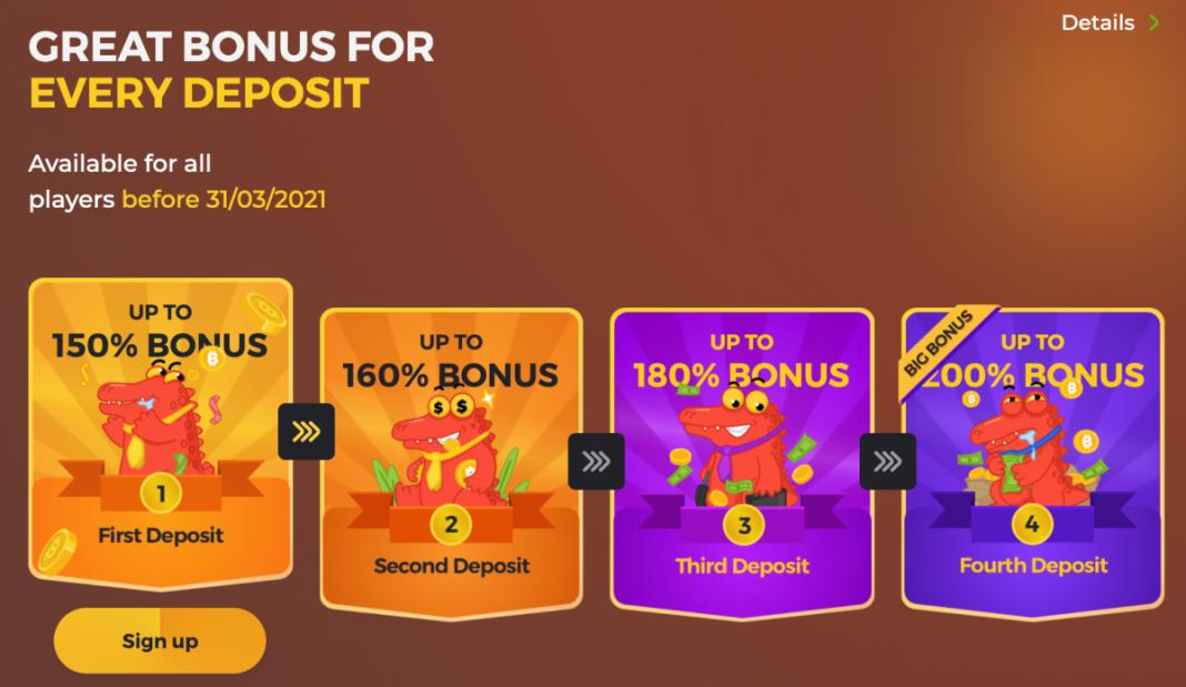 BC Game 3.0 Deposit Bonus