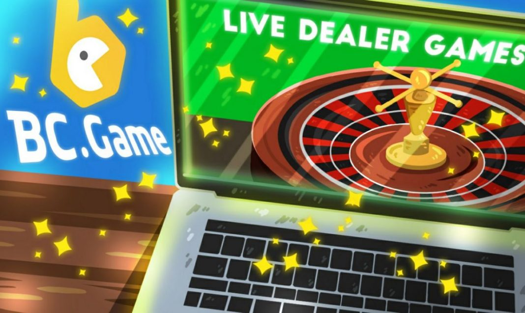 What Are Live Dealer Games in Online Crypto Gambling