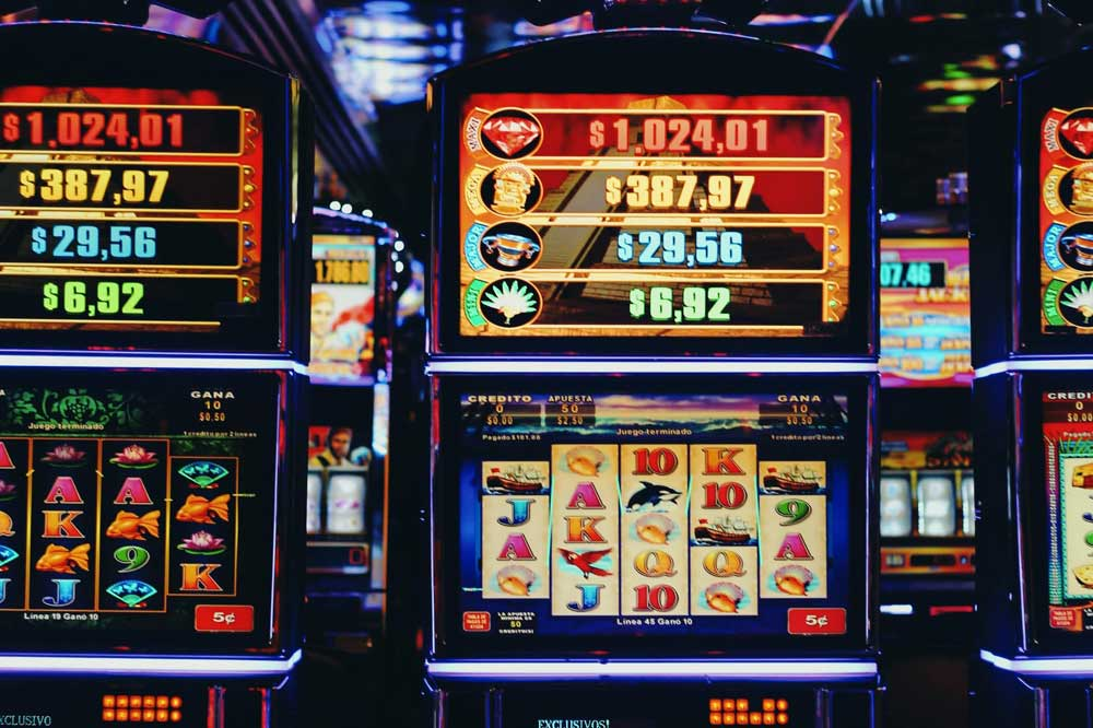 What Do Symbols On Slot Machines Mean