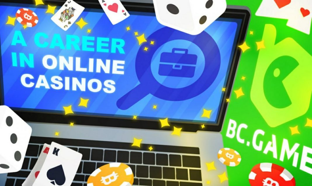 Career in iGaming