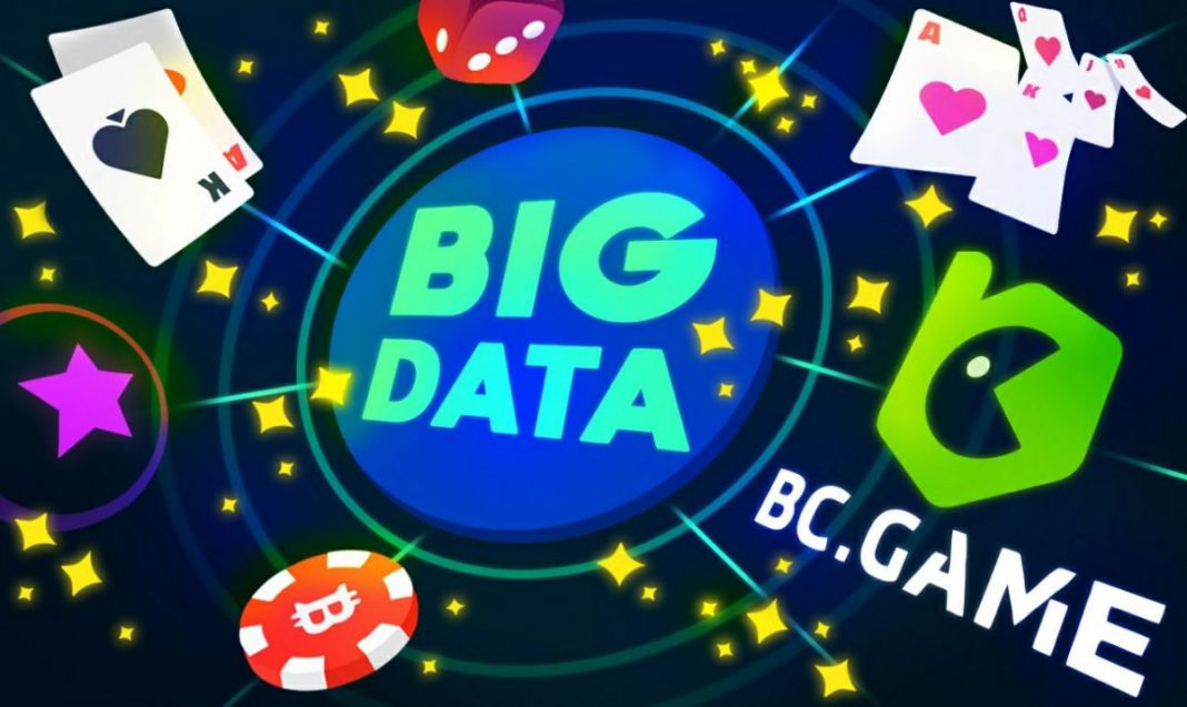 Here's How Big Data Is Transforming Online Gambling