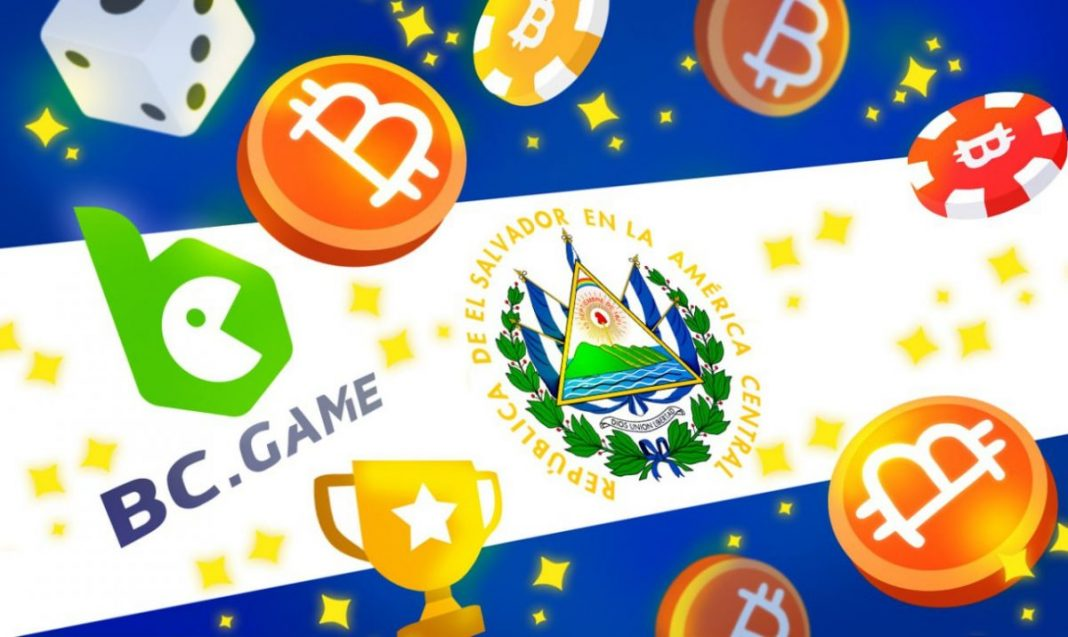 El Salvador World's First Country To Make Bitcoin Legal Tender!