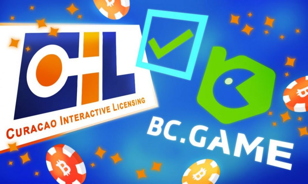 BC.GAME Now Licensed