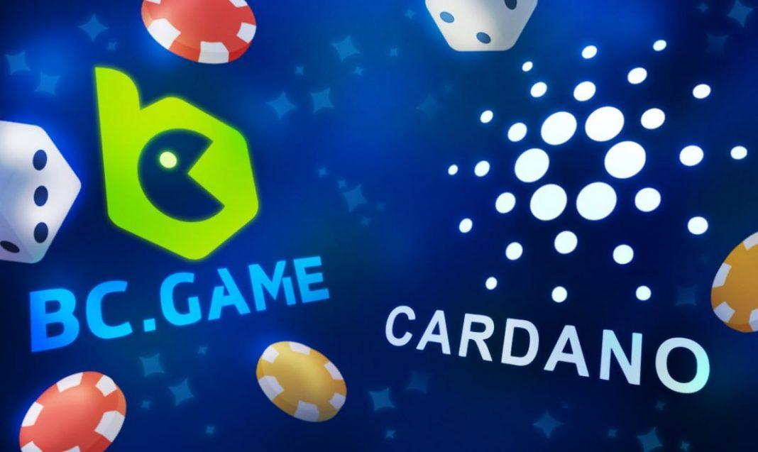 Cardano Blockchain and Online Crypto Gambling Games!